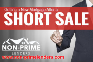 Mortgage After a Short Sale